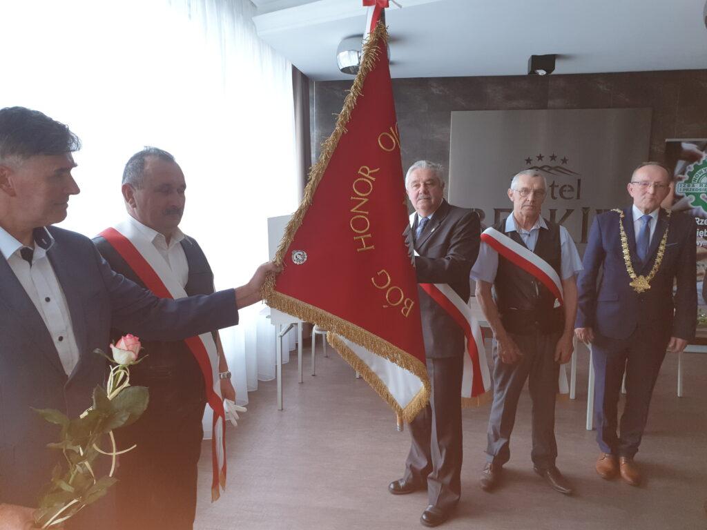 Platynowy Medal dla Cechu w Gorlicach